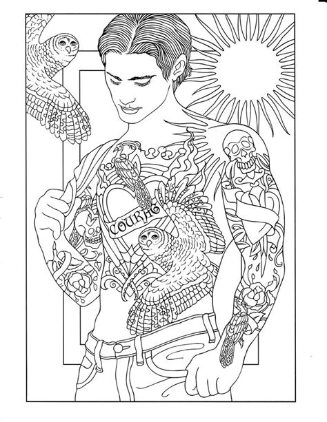 coloring pages for adults tattoo 17 best images about tattoos to colour on pinterest