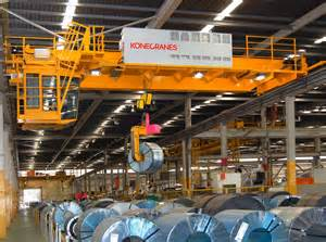 Light Duty Konecranes Extensive Range Of Cranes For All Your Lifting