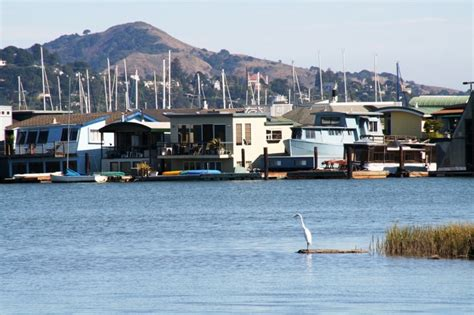living on a boat sausalito 81 best hoods sausalito floating homes images on