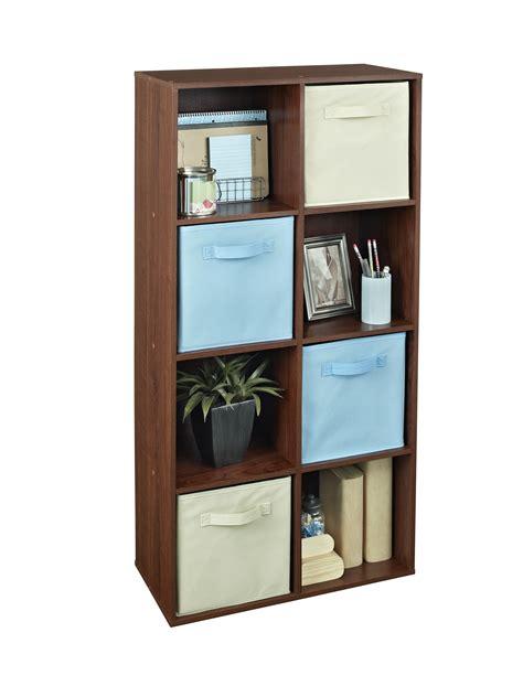 Buy Closetmaid Closetmaid 420 Cubeicals 8 Cube Organizer White Ebay