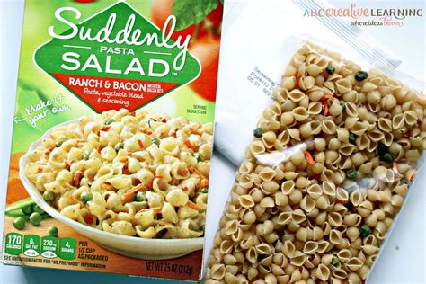 pasta salad box suddenly salads perfect for summer paypal giveaway