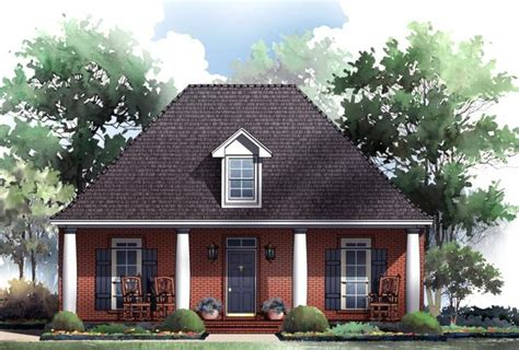 Colonial Country House Plans by House Plan 348 00041 Narrow Lot Plan 1 650 Square