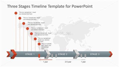 timeline maker template  slidemodel