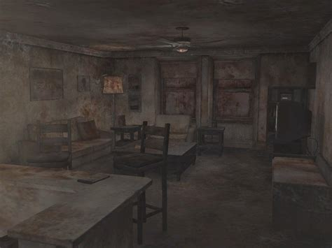 On The Room Silent Hill 4 The Room By Parrafahell On Deviantart