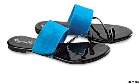 Murah Sendal Mh04 Hitam sandal murah wanita pu pvc sol fiber hitam biru gudang fashion wanita