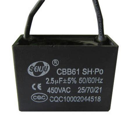 capacitor cbb61 1 5 fan capacitor cbb61 capacitor 450v2 5uf motor starting capacitor 450v electrolytic capacitor in