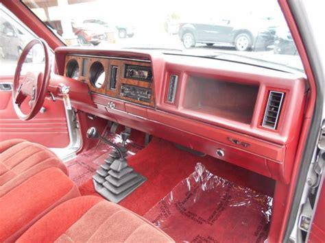 car manuals free online 1987 ford ranger interior lighting 1987 ford ranger xlt 4x4 5 speed only 76k miles survivor must see