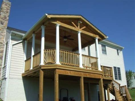 Open Gable Roof Design Porch Gable End Designs Studio Design Gallery Best