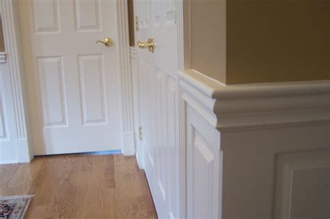 Wainscoting Outside Corner by Wainscoting America Gallery Of Wainscoting Pictures