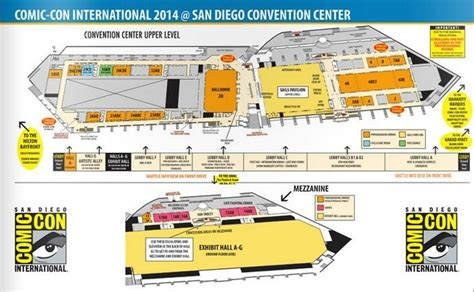 san diego convention center floor plan pinterest