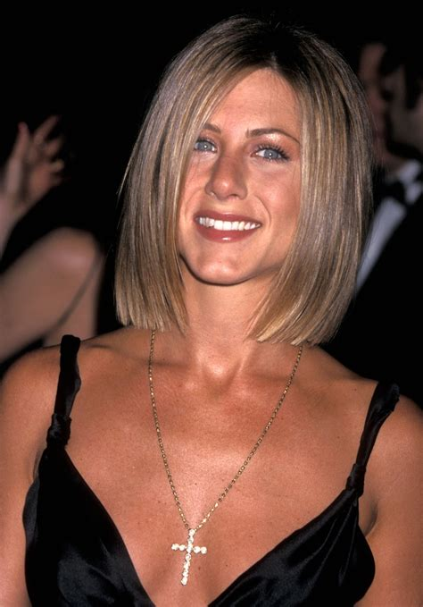 jennifer aniston hair cuts 2001 jennifer aniston rocks leather pants in nyc huffpost