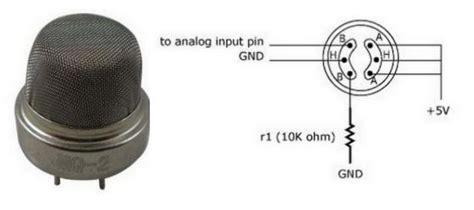 Soket Sensor Seri Mq 6 Pin gas sensor mq 2 geeetech wiki