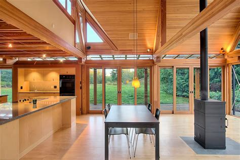 make your house a home cabin chic mountain home of glass and wood modern house
