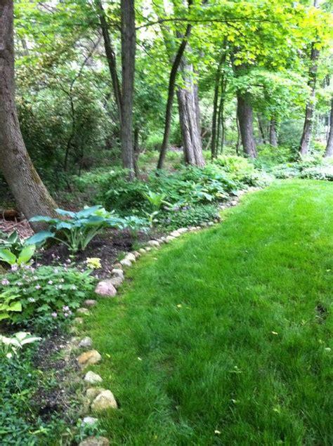 backyard woods 17 best images about backyard landscape on pinterest gardens decks and backyards