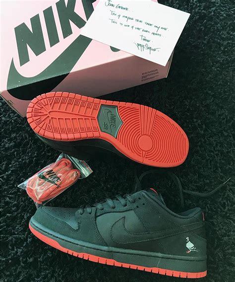 Harga Nike Dunk Low nike rilis ulang sepatu nike sb dunk low pigeon snobkultur