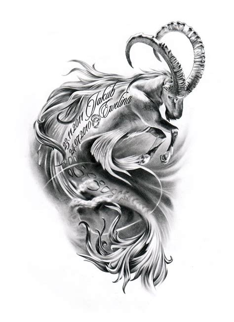 inscription tattoo designs the and inscription on the bottom are elements that