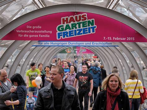 Haus Und Garten Messe Leipzig by Haus Garten Freizeit 2016 Messe In Leipzig Leipziginfo De