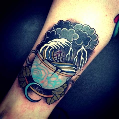 traditional cloud tattoo 40 pretty atmospheric cloud designs is in