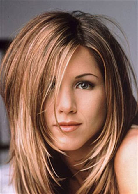 how to style the rachel hairstyle famous celebrity hairstyles