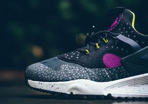 Nike Slop 12 another dose of safari on the nike huarache utility sneakernews