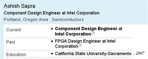 design engineer intel dr jing pang s research page