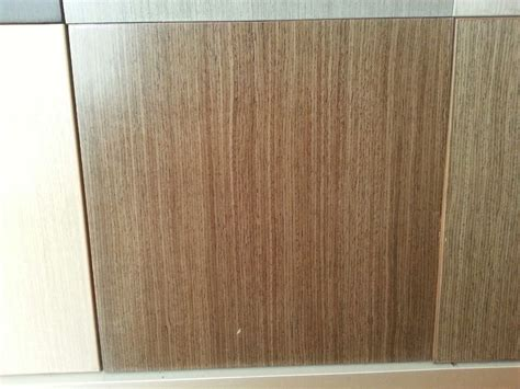 Solid Wood Slab Cabinet Doors by Engineered Wood Veneered Slab Cabinet Door Masterwork