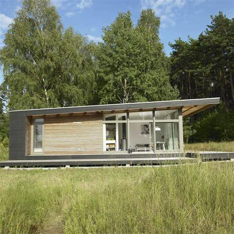 sommerhaus piu preis minihaus und modulhaus anbieter architekten tiny houses