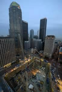 Top 10 Uk Concrete Contractors 2017 - concrete measures builders begin work on highest tower