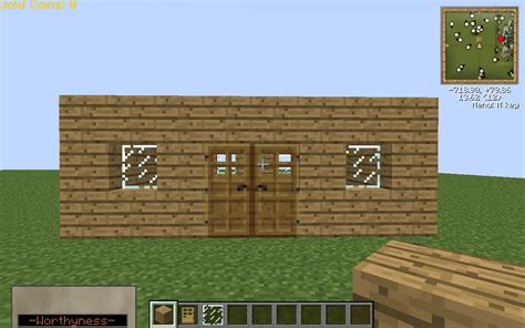 minecraft house tips improve your building skills hamster s minecraft building tips 1 improving your house