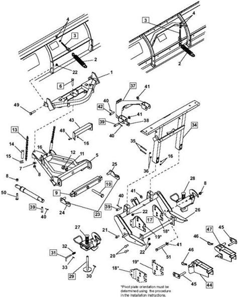 western snow plow parts diagram western ultramount plow wiring harness 38 wiring diagram