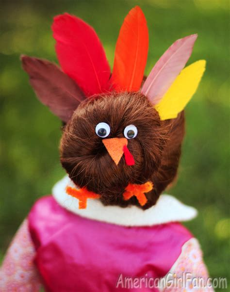 hairstyles for thanksgiving americangirlfan doll hairstyles