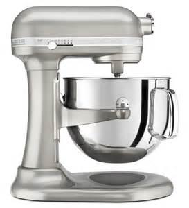 refurbished kitchenaid 174 7 qt bowl lift stand mixer