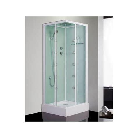 box doccia multifunzione 80x80 cabina doccia 80x80 alfa box doccia cm