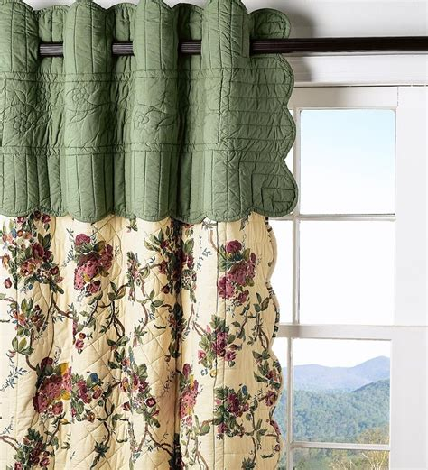 Thermal Window Quilts by 1000 Images About Country Curtains On Buffalo