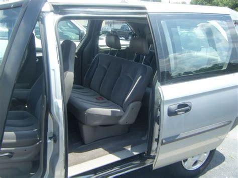 purchase used 2002 dodge caravan se mini passenger 4