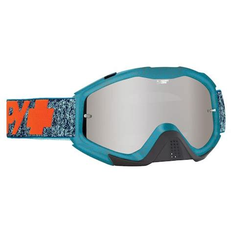 how to clean motocross goggles spy klutch goggles revzilla
