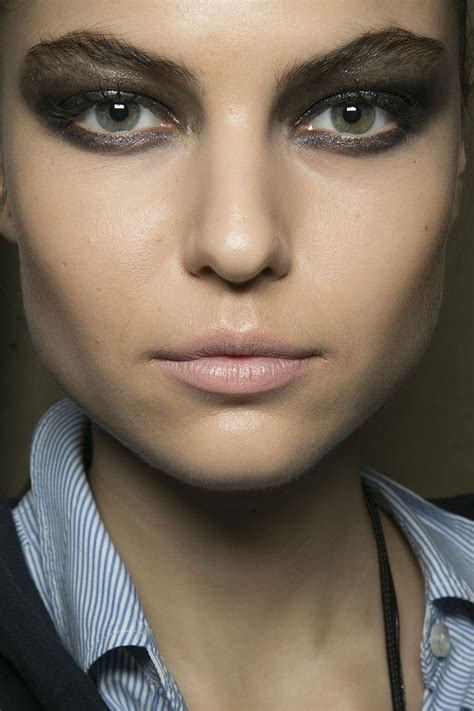 Fall Makeup Trends Gray Shadow by Fall 2013 Makeup Trends