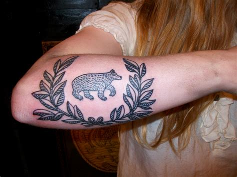 bear tattoo meaning tattoos designs ideas and meaning tattoos for you