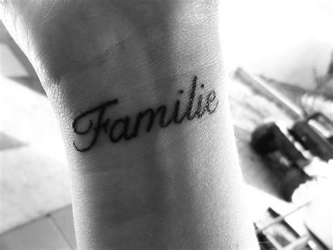 family tattoo wrist 7 awesome family tattoos for your writs