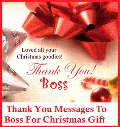 christmas thank you messages thank you messages to boss