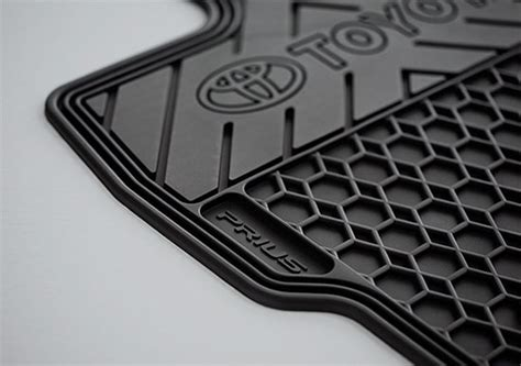 Toyota All Weather Floor Mats Toyota Prius Oem All Weather Floor Mats Priuschat