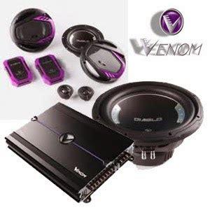 Terbatas Power Venom Diablo Vo 406 paket audio mobil dari brand venom infinity jbl
