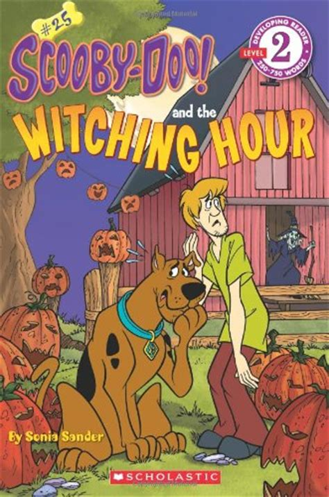 libro the witching hour libro scooby doo and the witching hour di sonia sander