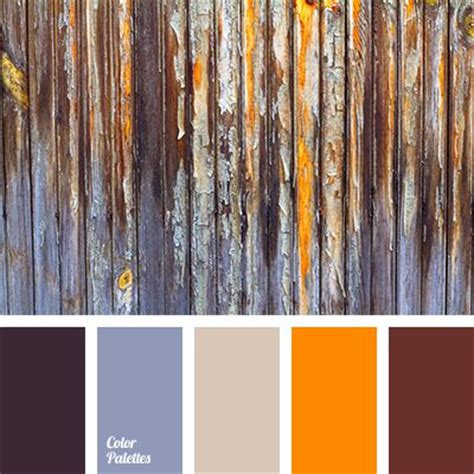 gray and brown paint scheme 25 best ideas about rust color schemes on