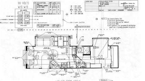 fifth wheel diagram 5th wheel wiring diagrams 25 wiring diagram images