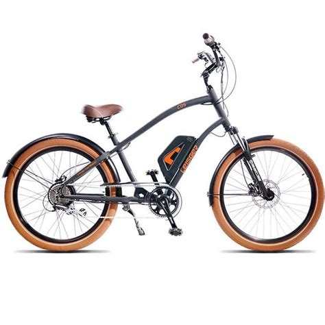 most comfortable cruiser motorcycle 2017 leisger cd5 electric cruiser bike black new ebay