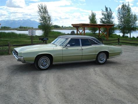 1967 Ford Thunderbird Landau Suicide Doors for Sale