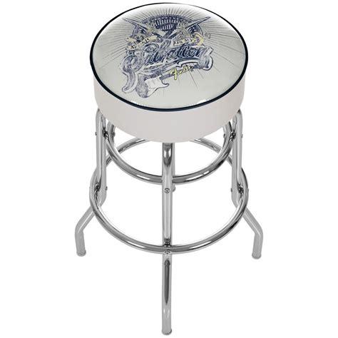 fender salvation padded bar stool 424815 at sportsman s