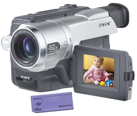 vide8 camcorder sony hi8 video8 8mm ccd trv308 handycam video camcorder