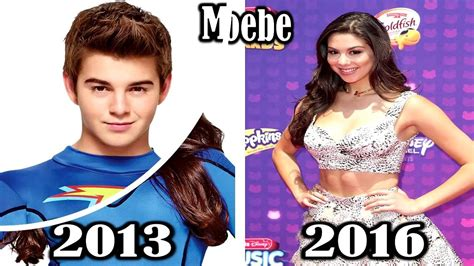 The Before - the thundermans then and now before and after pictures
